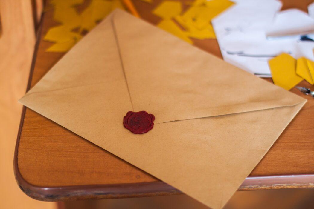 מכתב הסליחה שחיכה רק לו